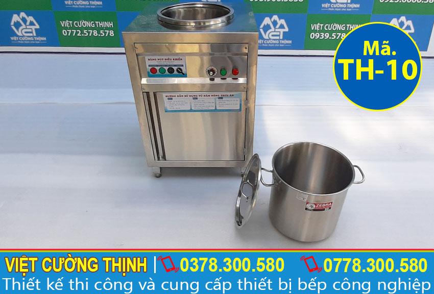 Báo giá tủ giữ nóng canh nồi 26 lít, tủ hâm nóng canh thức ăn có nồi 26 lít chất lượng tại TP HCM. Có giao hàng tận nơi.