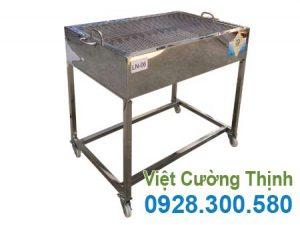 Lò nướng than inox mã LN-06 tại Việt Cường Thịnh