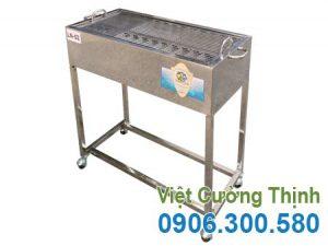 Lò nướng thịt bán cơm bằng inox giá tốt.