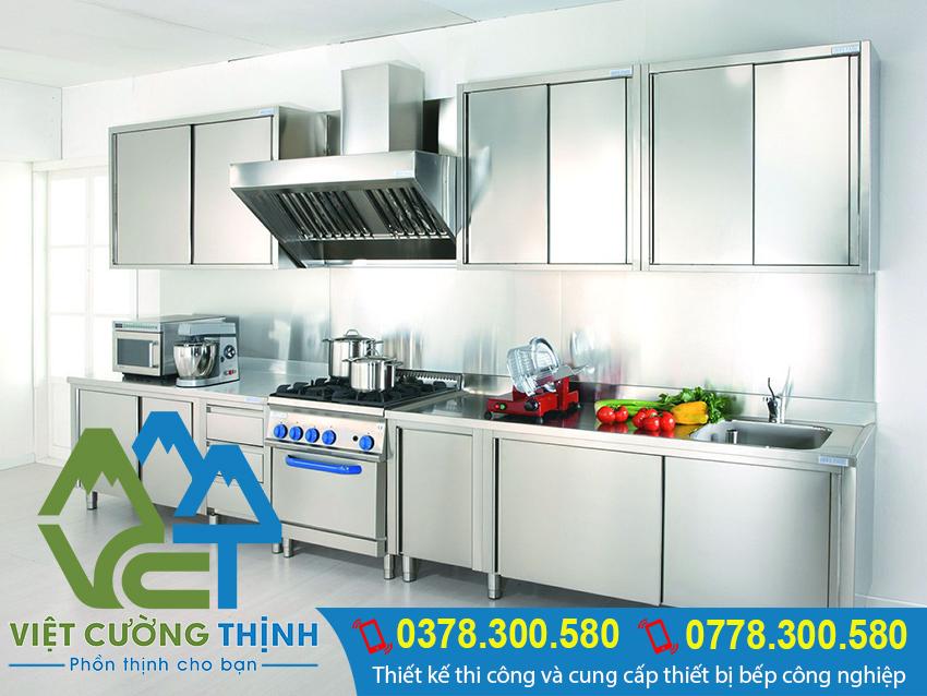 Việt Cường Thịnh chuyên cung cấp và sản xuất tủ inox cao cấp chất lượng, giá tốt tại Tp.hcm
