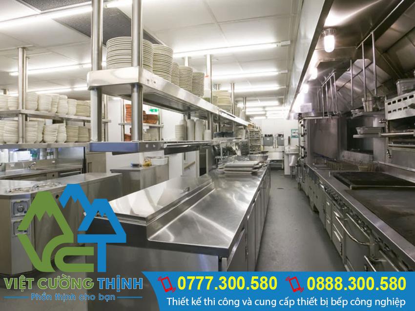 Việt Cường Thịnh chuyên cung cấp và sản xuất các thiết bị tủ inox tại Tp.hcm