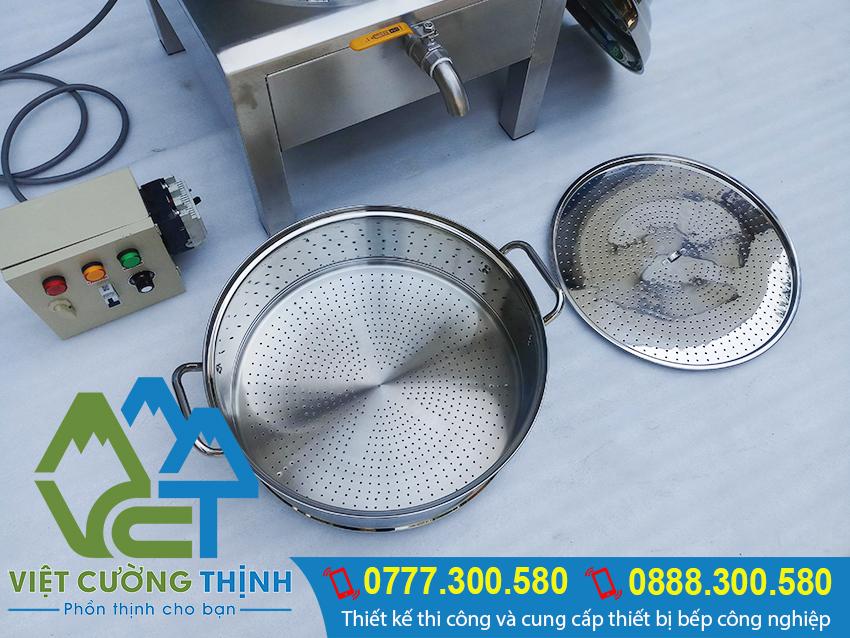 Báo giá xửng hấp bánh bao bằng điện, xửng điện hấp bánh bao, xửng hấp bánh bao sử dụng điện tại xưởng VCT.