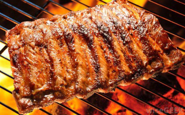 Thịt sườn nướng BBQ ngon