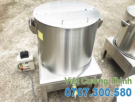 Báo giá nồi nấu phở bằng điện 90l tại Việt Cường Thịnh
