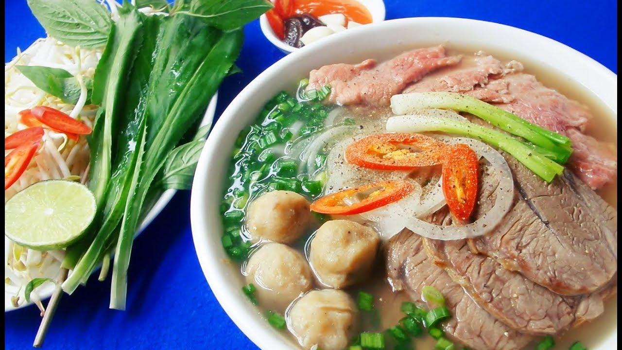 Phở Miền Nam Ngon, Đậm Đà Hương Vị