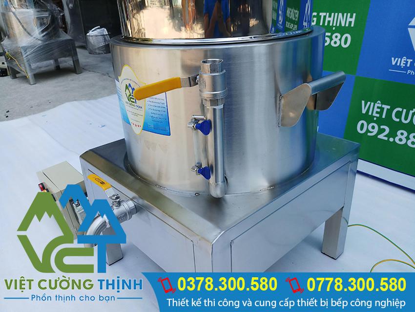 Xửng hấp bánh bao bằng điện, xửng điện hấp bánh bao, nồi hấp bánh bao giá tốt sử dụng điện mua tại đơn vị VCT uy tín chất lượng.