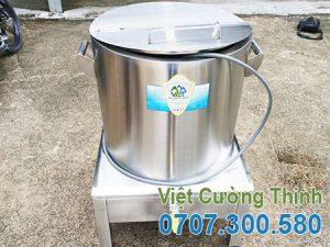 Nồi nấu hủ tiếu bằng điện 100L giá tốt tại Việt Cường Thịnh