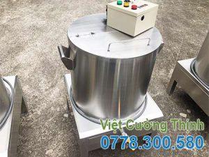 Báo giá nồi hầm xương bằng điện 120L tại Việt Cường Thịnh