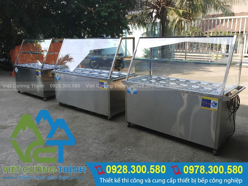 Địa chỉ bán tủ hâm nóng thức ăn tại TP HCM