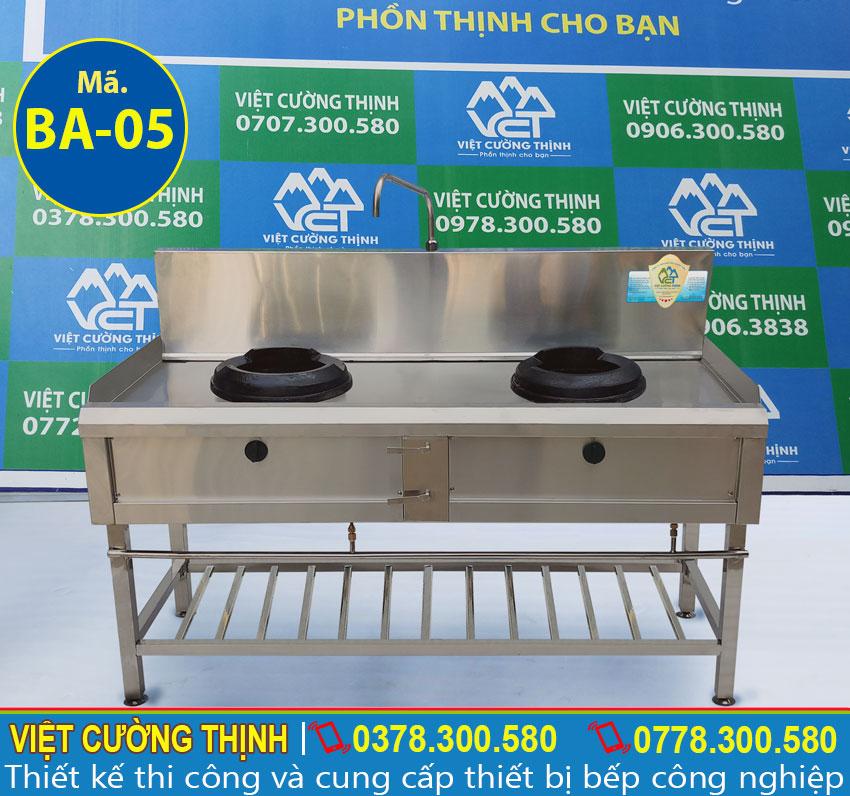 Địa chỉ bán bếp á công nghiệp chất lượng