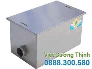 bể tách dầu mỡ inox 200l công nghiệp BM-N200