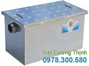 Bể tách mỡ inox âm sàn 300l BM-A300