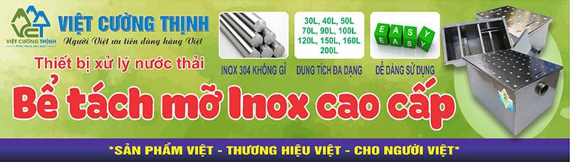 Bể tách mỡ inox, bẫy mỡ inox giá tốt tại xưởng sản xuất của chúng tôi tại đơn vị Việt Cường Thịnh khi bạn muốn mua.