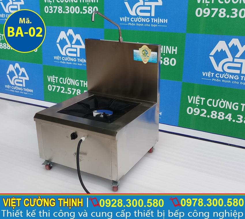 Góc trái bếp hầm đơn tại Việt Cường Thịnh