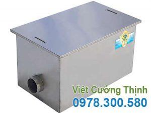 Bể tách mỡ công nghiệp 250l BM-N250
