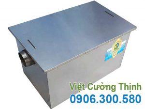 Bể tách mỡ inox công nghiệp 160l BM-N160