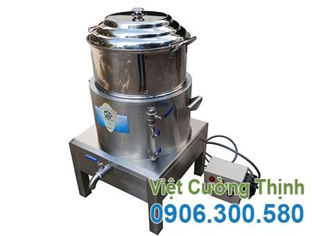 Báo giá nồi hấp bánh bao 1 tầng, Nồi hấp báng bao chất lượng tại Việt Cường Thịnh
