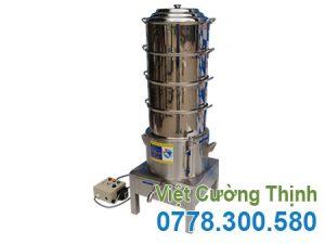Nồi hấp cơm tấm 4 tầng tại Việt Cường Thịnh
