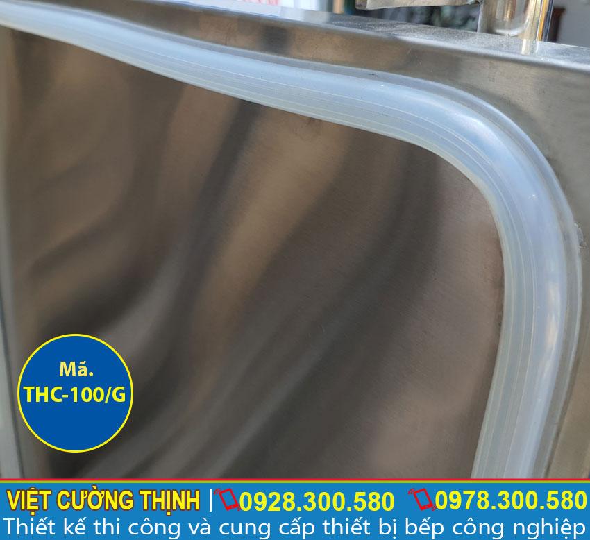 ron cách nhiệt tủ hấp cơm sử dụng gas 100kg