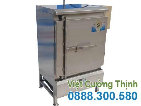 Tủ hấp bánh bao 6 khay THBB-6K
