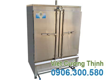tủ hấp cơm sử dụng gas 100kg THC-100/G