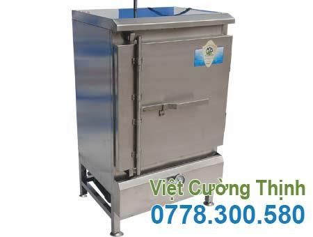 Tủ nấu cơm công nghiệp 30kg sử dụng gas THC-30/G