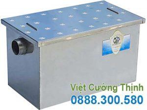 Bẫy Mỡ Inox Nhà Hàng Âm Sàn 250L BM-A250
