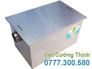 Thùng lọc dầu mỡ inox nhà hàng 300l BM-N300