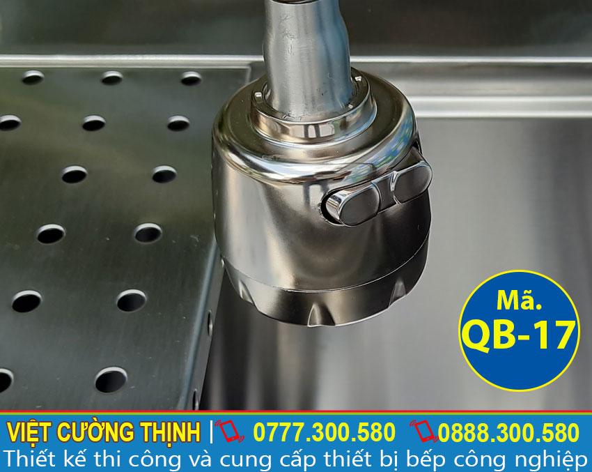 Vòi nước chậu rửa inox 304