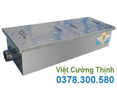 bẫy tách mỡ âm sàn công nghiệp BM-A125