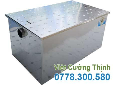 Bẫy tách mỡ âm sàn công nghiệp BM-A500