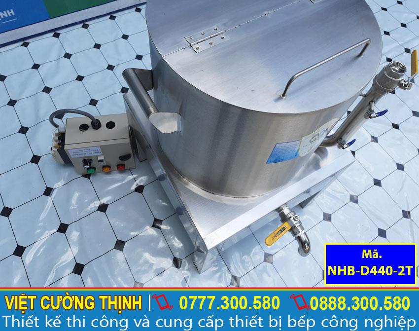 Nồi nấu bắp chất lượng, giá tốt tại xưởng Việt Cường Thịnh
