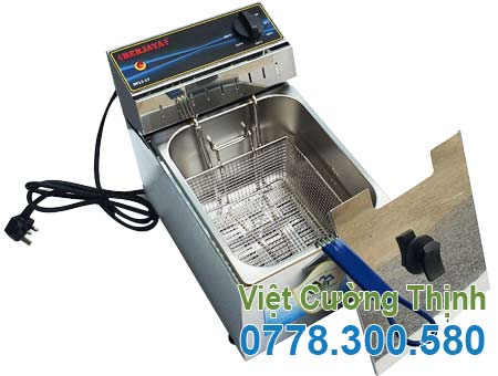 Bếp chiên nhúng đơn bằng điện DF12-17