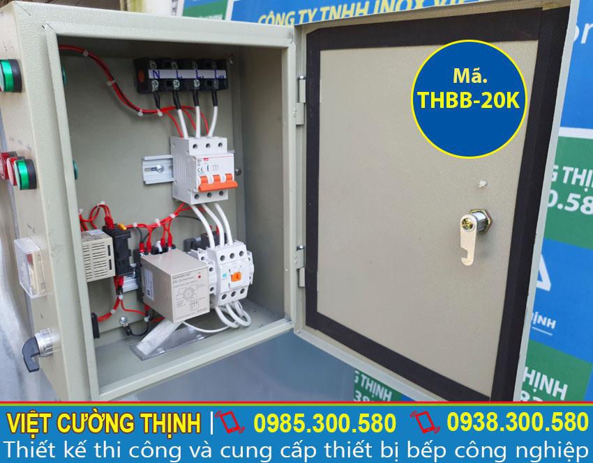 Hộp điện tủ hấp đa năng công nghiệp bằng điện và gas
