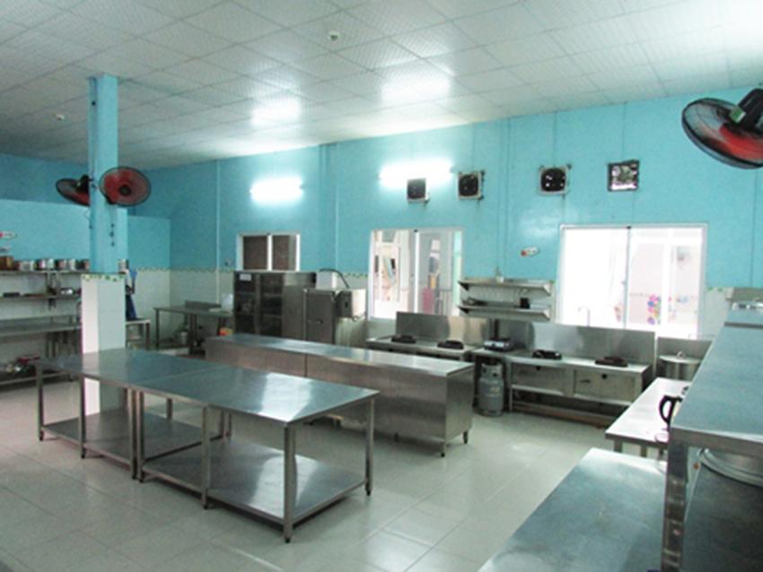 Quy định bếp ăn trường mầm non
