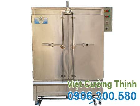 Tủ hấp bánh bao 20 khay THBB-20K