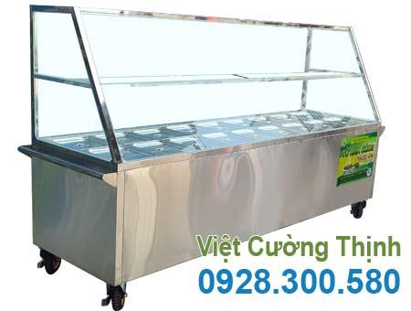 Tủ hâm nóng thức ăn 18 khay lớn TH-21 (01)